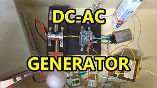 getlinkyoutube.com-Gerard Morin AC Magnet Generator!
