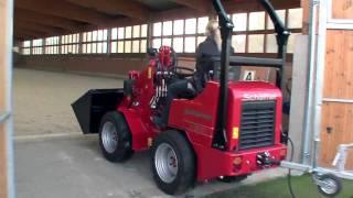 Schäffer Maschinenfabrik GmbH - Ihr Spezialist für Hoflader - Teleskoplader - Radlader