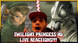 getlinkyoutube.com-The Legend of Zelda Twilight Princess HD LIVE REACTIONS!! - Nintendo Direct