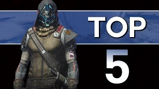 getlinkyoutube.com-Destiny - Top 5 Cayde-6 Facts! Destiny + The Taken King Lore