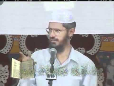 What is the meaning of NOOR ( نُورُ ٱللَّهُ)? Dr. Zakir Naik (Urdu)