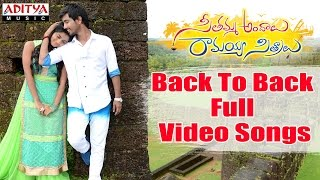 getlinkyoutube.com-Seethamma Andalu Ramayya Sitralu Full Video Songs Back To Back | Gopi Sunder | Raj Tarun | Arthana