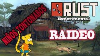 getlinkyoutube.com-Rust Experimental en español ( El Raideo Venganza )