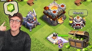 getlinkyoutube.com-GEMMIAMO TUTTO! 30.000 GEMME - Clash of Clans