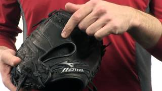 mizuno samurai series: gxc95y youth catchers mitt