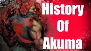 getlinkyoutube.com-History Of Akuma Part 1 Street Fighter V
