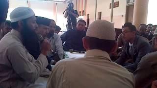 getlinkyoutube.com-Ustadz Syafiq Basalamah - Akad Nikah Fahti Fauzi Bamajbur