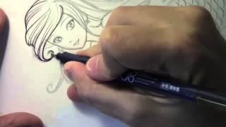 getlinkyoutube.com-Cum se deseneaza o sirena