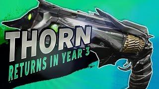 getlinkyoutube.com-THE RETURN OF THORN!! | Exotic Hand Cannon | Destiny (Rise of Iron)