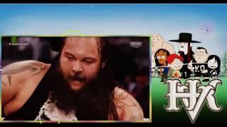 The Undertaker VS Bray Wyatt WWE WrestleMania 31 2016 HD