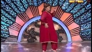 getlinkyoutube.com-Rati Pandey- Nupur-Miley jab Hum Tum-Nachle ve-17thNov Part1