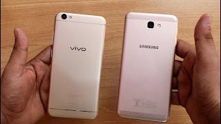 getlinkyoutube.com-Vivo V5 Vs Samsung Galaxy J7 Prime Detail Comparison II Hindi