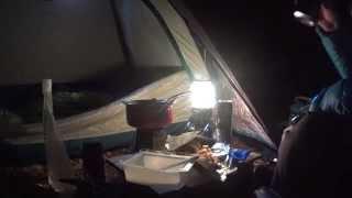 getlinkyoutube.com-ジムニー ソロキャンプ始めました