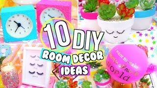 getlinkyoutube.com-10 DIY ROOM DECOR IDEAS! FUN DIY ROOM DECOR IDEAS YOU NEED TO TRY!