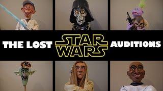 "getlinkyoutube.com-""The lost Star Wars auditions""  | JEFF DUNHAM"