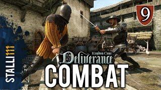 getlinkyoutube.com-►Kingdom Come: Deliverance   The Combat System & Sword Fighting