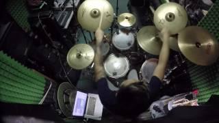 getlinkyoutube.com-FLOW - Sign(Naruto Shippuden Op 6) drum covered by SenHei@ToNick