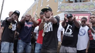 "Gillie Da Kid x Quilly x Kur x Lihtz Kamraz ""Young Bull"" (Official Video)"