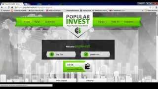 getlinkyoutube.com-Popular Invest - Apresentação - Presentation - profits 102%per day