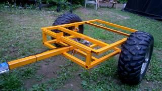 getlinkyoutube.com-Homemade ATV dump trailer