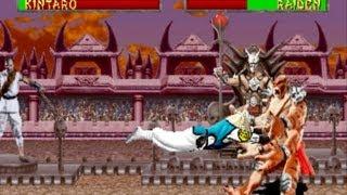 getlinkyoutube.com-Mortal Kombat 2 Raiden Gameplay Playthrough