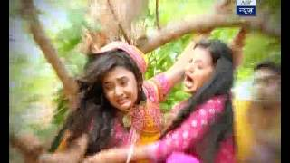 getlinkyoutube.com-Swaragini: Lakshya meets with accident