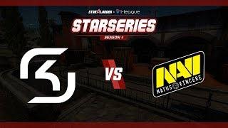 StarSeries i-League S4 - SK Gaming vs. Na'Vi (Mapa 2 - Inferno) - Narração PT-BR HD