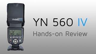 getlinkyoutube.com-YN 560 IV Hands-on Review