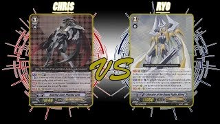 getlinkyoutube.com-Cardfight! Vanguard: Radiant Lion, Platina Ezel vs Liberator, Alfred Round 1