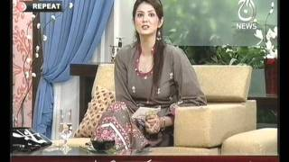 getlinkyoutube.com-AAJ TV - SAVERA NADEEM