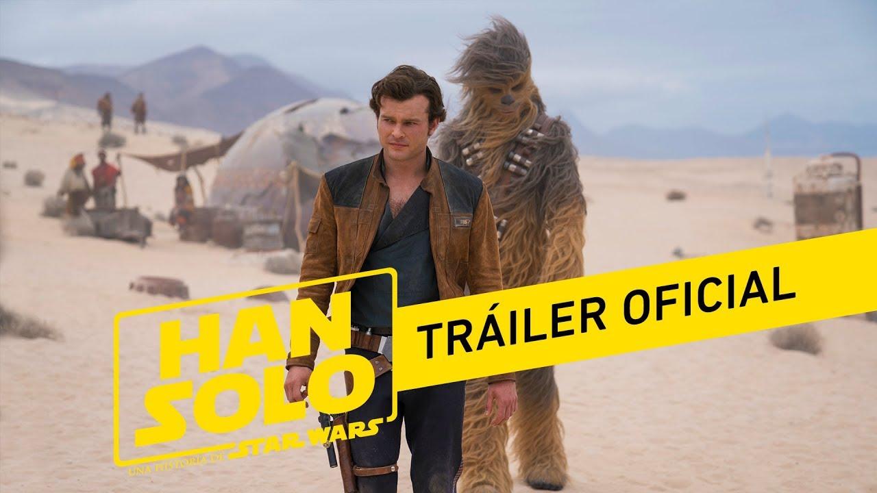 HAN SOLO: Una Historia de Star Wars – Nuevo Tráiler en español | HD