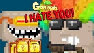 getlinkyoutube.com-CHEST GAME BANNABLE?! :( | Growtopia
