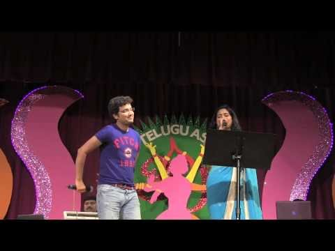 TRI-STATE TELUGU ASSOCIATION:  30TH ANNIVERSARY: MELODIOUS MOMENTS WITH SUNITHA: PARODY
