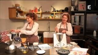 Thermomix vs Companion - C'est au programme - France 2