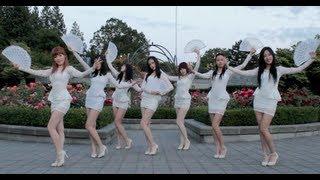 getlinkyoutube.com-Seven Sense(七朵) - YONG CHUN(咏春)Spring Chant - dance practice by SOF-Flying Dance Studios