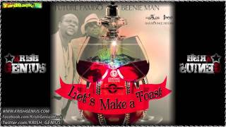 Beenie Man - Lets Make A Toast (ft. Fambo)