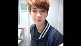 getlinkyoutube.com-Happy BirthDay Jin BTS ♥