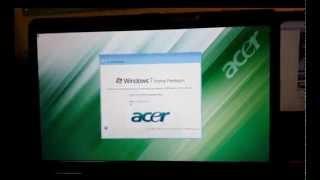 getlinkyoutube.com-How to ║ Restore Reset a Acer Aspire to Factory Settings ║ Windows 7