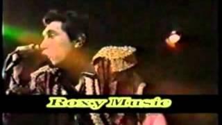 getlinkyoutube.com-ROXY MUSIC with BRIAN ENO - Full House 25.Nov.1972 - 3 SONGS LIVE