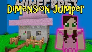 getlinkyoutube.com-Minecraft: Dimension Jumper (Custom Map) Part 1