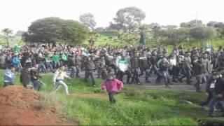 إحتلال الجراد الرجاوي للعاصمة -- Cortège Rajaoui à Rabat