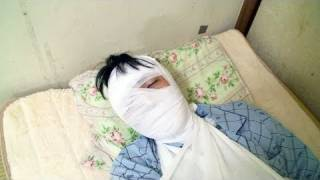 getlinkyoutube.com-正面衝突事故に遭ってもモンハンやりたい | MONSTERHUNTER P3rd camp