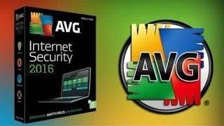 getlinkyoutube.com-شرح تحميل وتنصيب وتفعيل برنامج AVG FREE ANTIVIRUS 2016