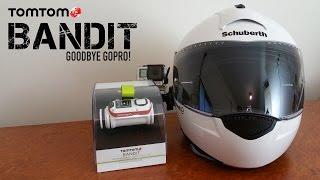 getlinkyoutube.com-TomTom Bandit Camera - Helmet Mounting