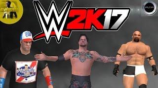 getlinkyoutube.com-WWE 2K17 PSP Released + Download Link