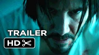 John Wick Official Trailer #1 (2014) - Keanu Reeves, Willem Dafoe Movie HD