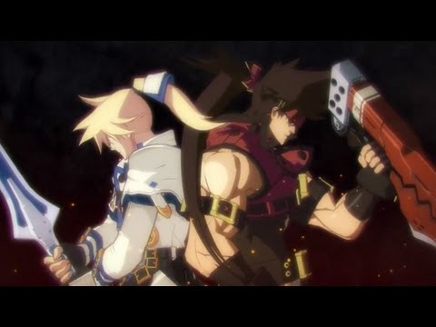 Guilty Gear Xrd Announcement Trailer