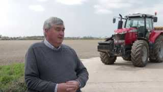 Massey Ferguson Auto-Guide™ 3000 Testimonial - Mark Sale, UK