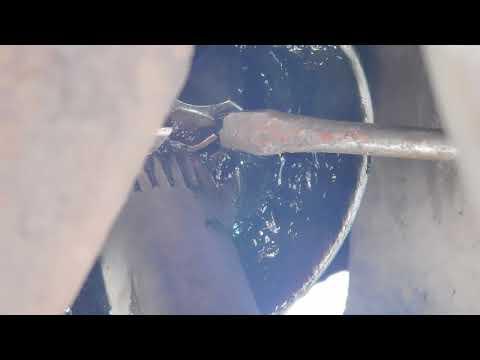 Как поменять пыльник шруса в OPEL