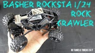 Basher RockSta 1/24 Mini Rock Crawler (RTR)